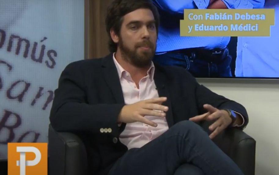 El senador bonaerense, Owen Fernández, justificó el pase de María Eugenia Vidal a la Ciudad
