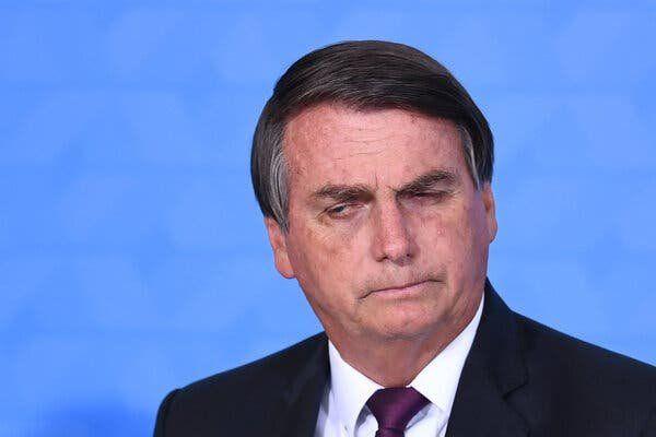 El presidente de Brasil llamó maricas a quienes temen al coronavirus y además desafío a Estados Unidos