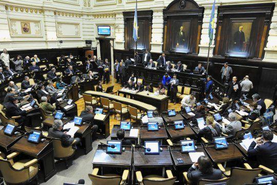 vuelve a sesionar la camara de diputados bonaerense