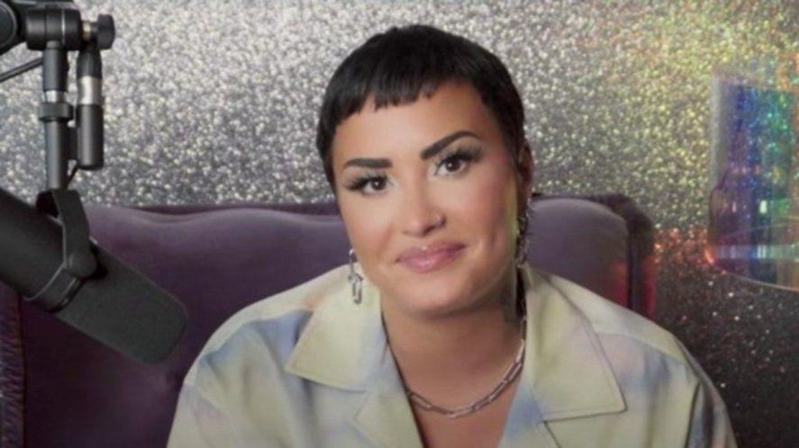 Demi Lovato contó que sus pronombres son They/them