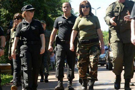 servicio civico voluntario: con criticas a la gendarmeria, la cpm lo tildo de ?irresponsable? y ?demagogico?