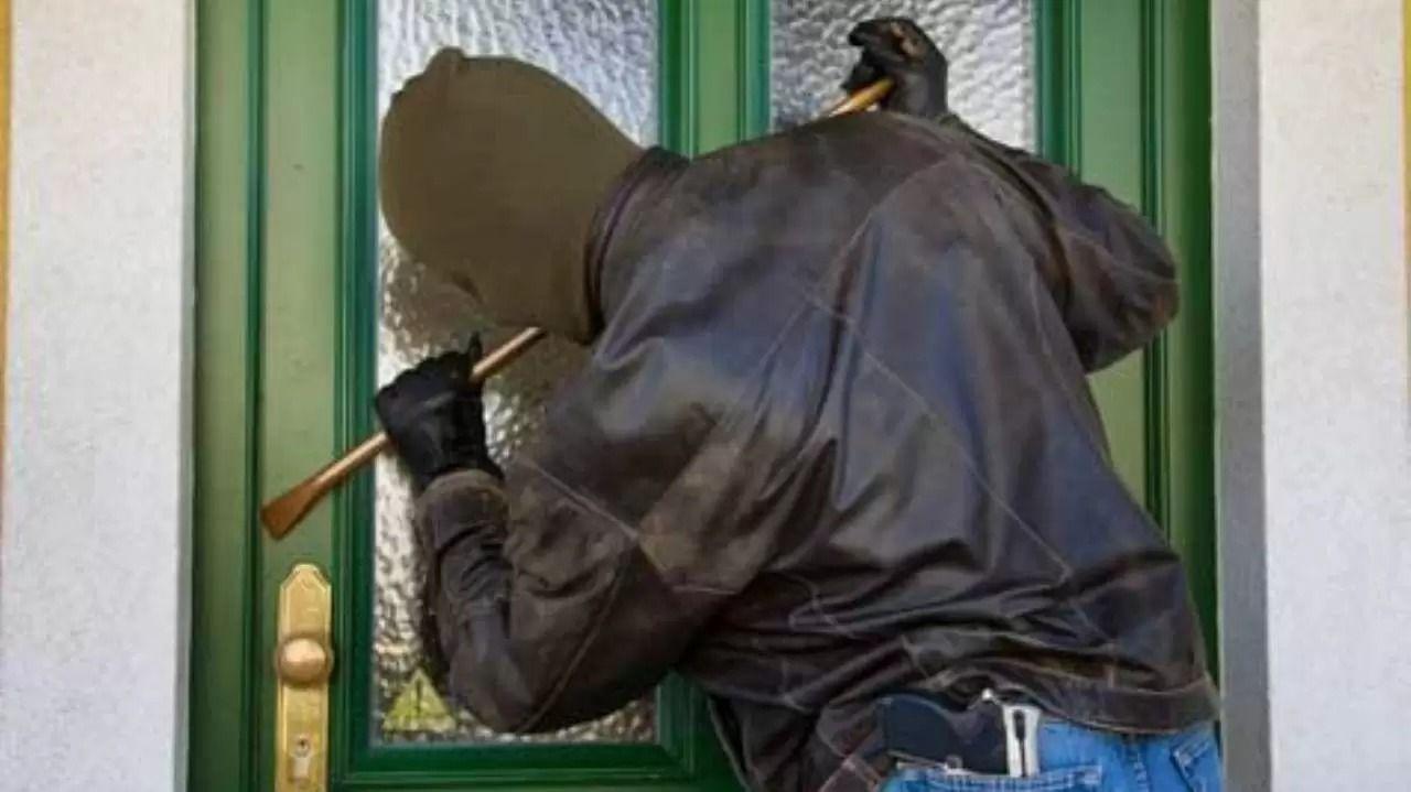 El robo en una casa de la calle Humberto Primo al 2100
