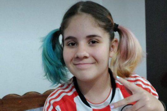 intensa busqueda de una nena de 13 anos en la plata