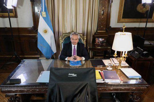 Cadena Nacional de Alberto Fernández: Hay dilación mundial por las vacunas contra el coronavirus