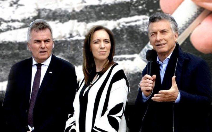 En campaña, Macri y Vidal desembarcan en Bahía Blanca para inaugurar un parque eólico