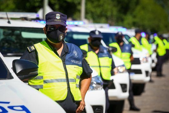 El operativo sol 2021, con menos policía.