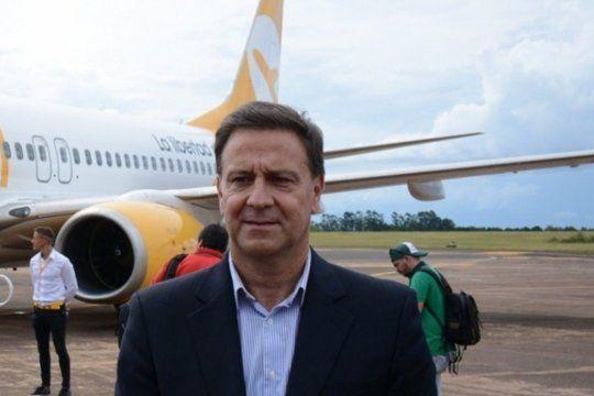 Vecinos denunciarán penalmente al CEO de Flybondi, Esteban Tossutti
