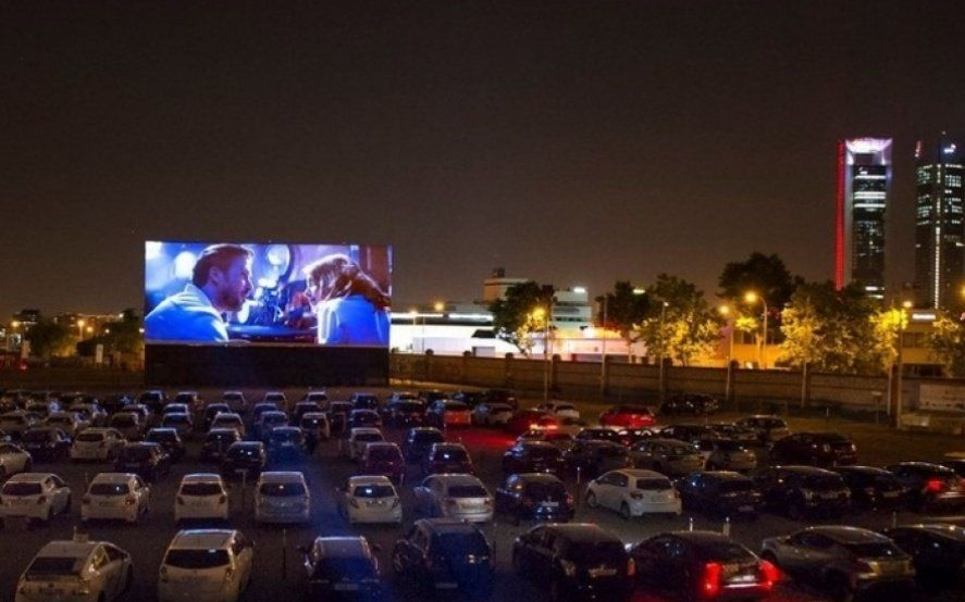 ¡Vuelve el autocine!: Fin de semana de películas de terror en la Repu