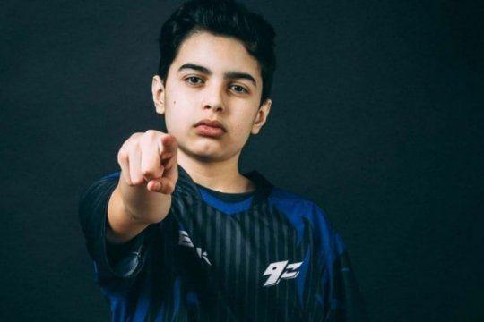 llego thiago, el chico de 13 anos que gano 900 mil dolares en el mundial de fortnite