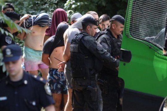 Los rugbiers llevan más de un año detenidos y no quieren un jurado popular