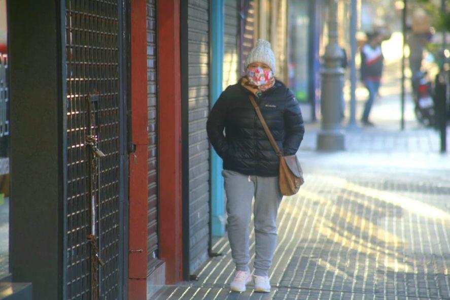 El pronóstico indica que será una jornada de frío en La Plata.