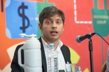 El gobernador Kicillof cargó contra Larreta y lo acusó de hacer marketing con la educación.