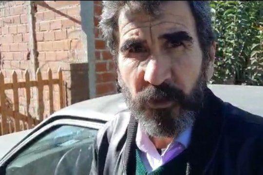 Osmar le alquilaba los departamentos al policía y su pareja y a la joven trans
