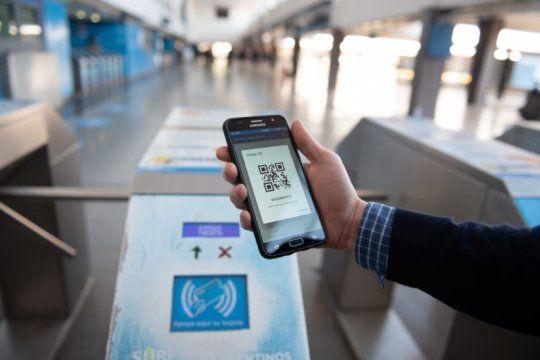 La app Reservá tu Tren está relacionada con los permisos de circulación