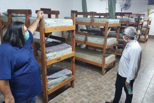 coronavirus: polemica por las camas que julio zamora habilito en tigre