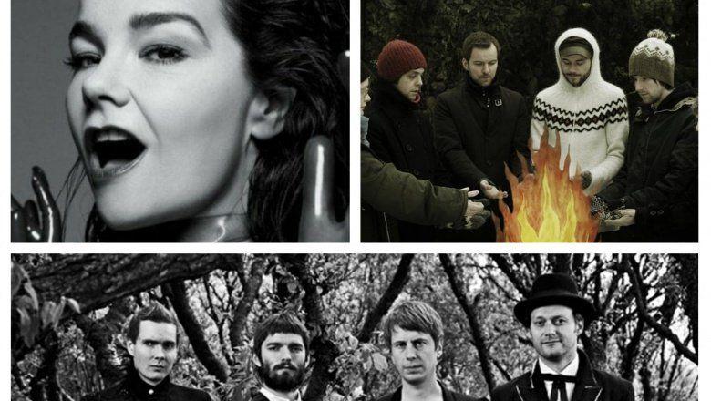 Rock Bonaerense te acerca al rival de argentina: escuchá tres bandas islandesas y empezá a palpitar el mundial