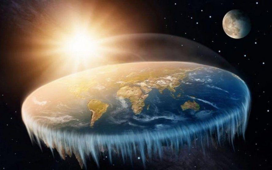 ¿Tierra plana? Desde la UNLP salen al cruce de los terraplanistas y advierten sobre los riesgos de esa teoría