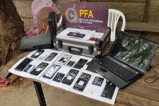 pinamar: cayo un hombre de 57 anos por distribuir pornografia infantil