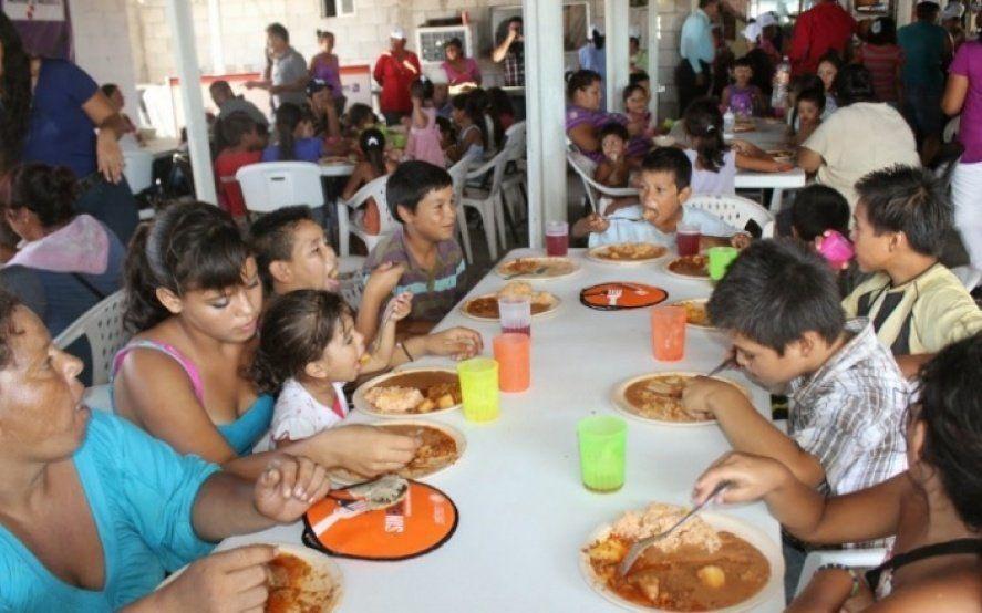 El día a día de la pobreza: cómo afecta la crisis económica en comedores y hogares