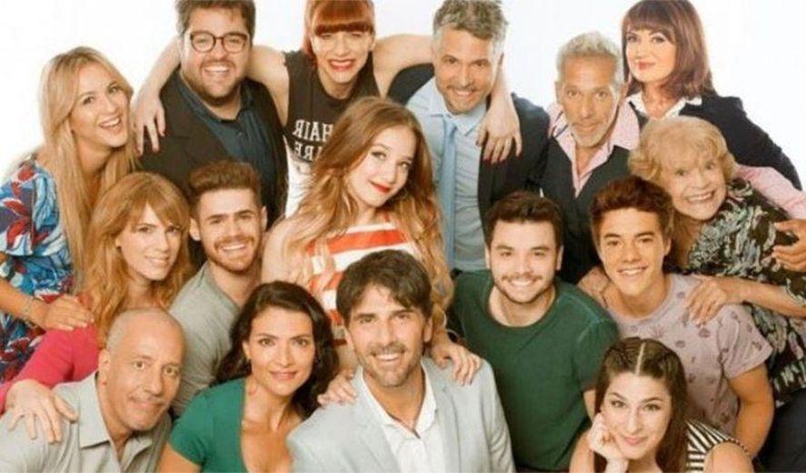Simona tenía como protagonista a Juan Darthés y salió al aire en 2018.
