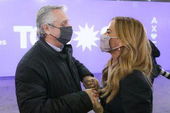 Victoria Tolosa Paz le agradeció a Alberto Fernández. Renunció a su cargo en Nación y se centrará en la campaña para las elecciones 2021.