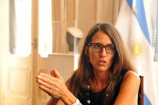 Gómez Alcorta debatirá sobre proyectos contra la violencia de género