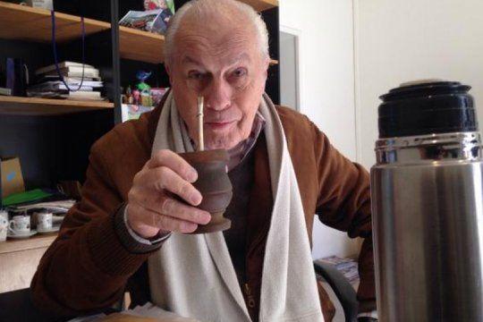 murio el periodista edgardo mesa: tenia 81 anos y padecia un enfisema pulmonar
