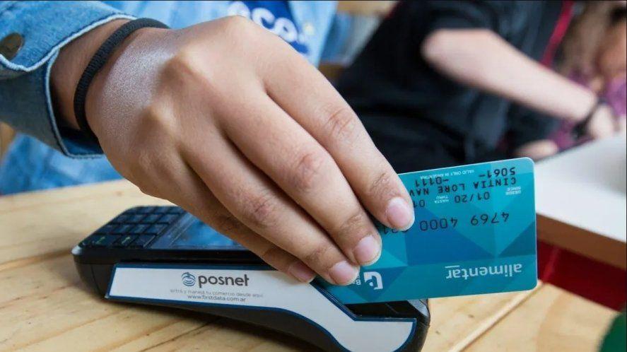 Este viernes se acreditará el pago para quienes tengan la tarjeta Alimentar en formato físico