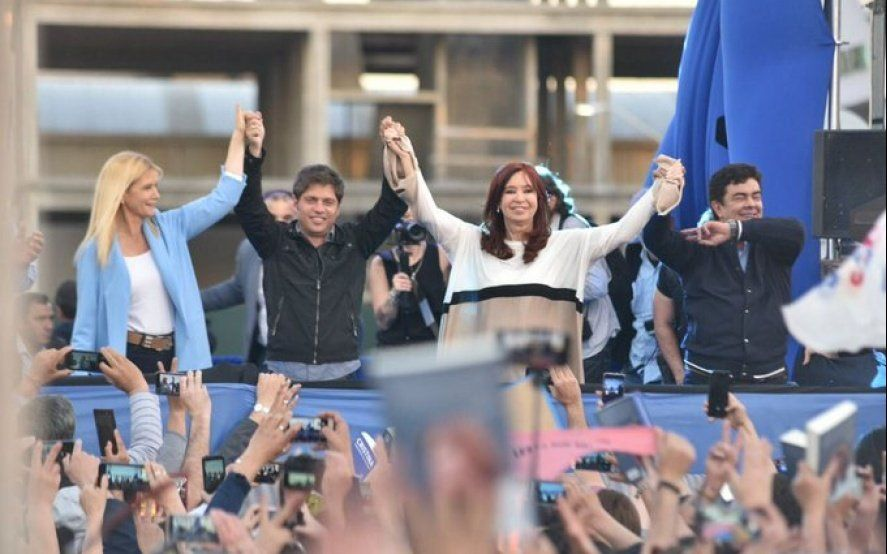 La Matanza 635: la zona donde Alberto Fernández y Cristina Kirchner borraron a Macri