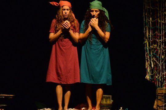 por el mes de la mujer, en el pasaje dardo rocha ofrecen teatro y danza todos los fines de semana
