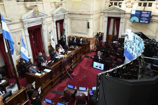 el senado aprobo la reforma judicial