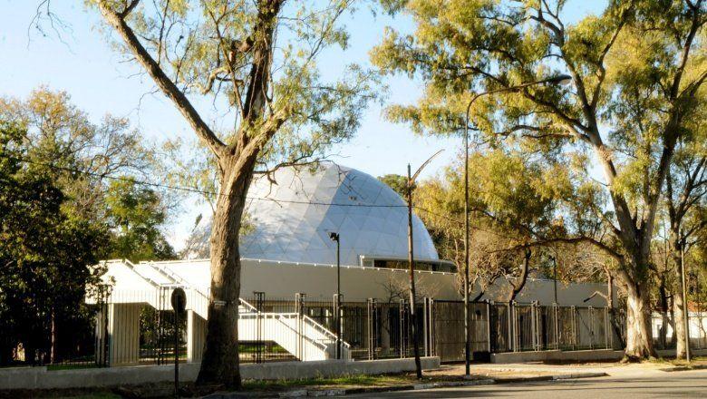 La lista de actividades web del Planetario UNLP para las vacaciones de invierno
