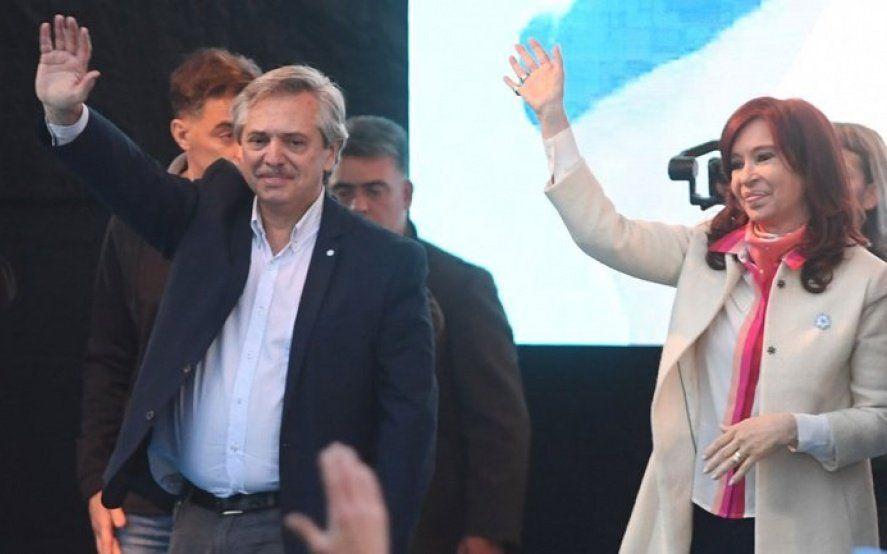 """Mientras Massa define su rol en las elecciones, Alberto Fernández advierte que la fórmula con Cristina es """"inmodificable"""""""