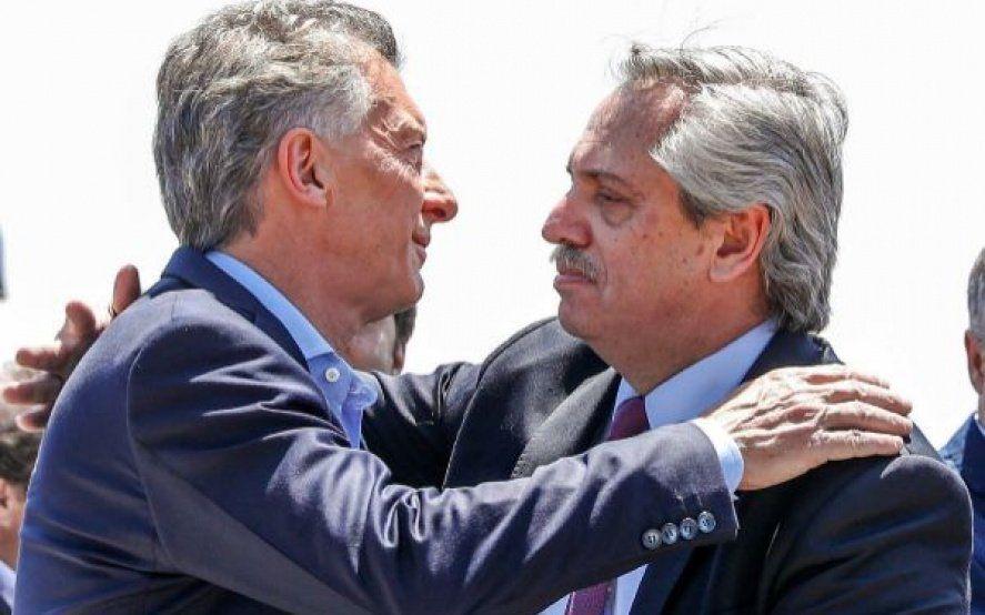 Ahora Macri dice que no dijo lo que Alberto dice que le dijo