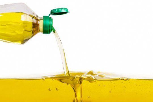 prohiben el consumo y la venta de un aceite de girasol por estar ?falsamente rotulado?
