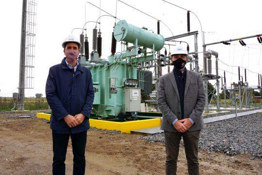 La obra de Edelap fue realizada durante 2020 y puesta en servicio a inicios este año