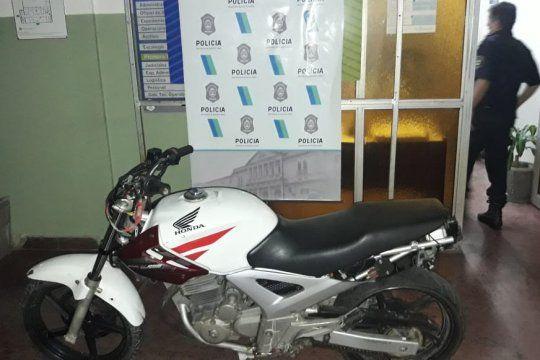 Detienen a uno de los motochorros del caso Píparo