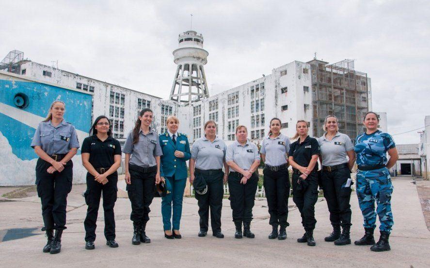 Ya son dos las mujeres que integran la cúpula del Servicio Penitenciario Bonaerense