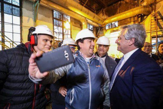alberto fernandez se reune con la cgt, uia y gobernadores peronistas en tucuman