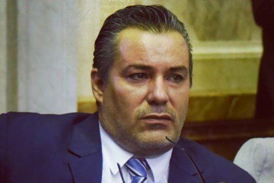 El diputado Juan Ameri, del Frente de Todos, tiene 180 días de suspensión y podría ser expulsado de su cargo.