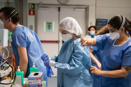 El Gobierno retoma las paritarias con el sector de Salud