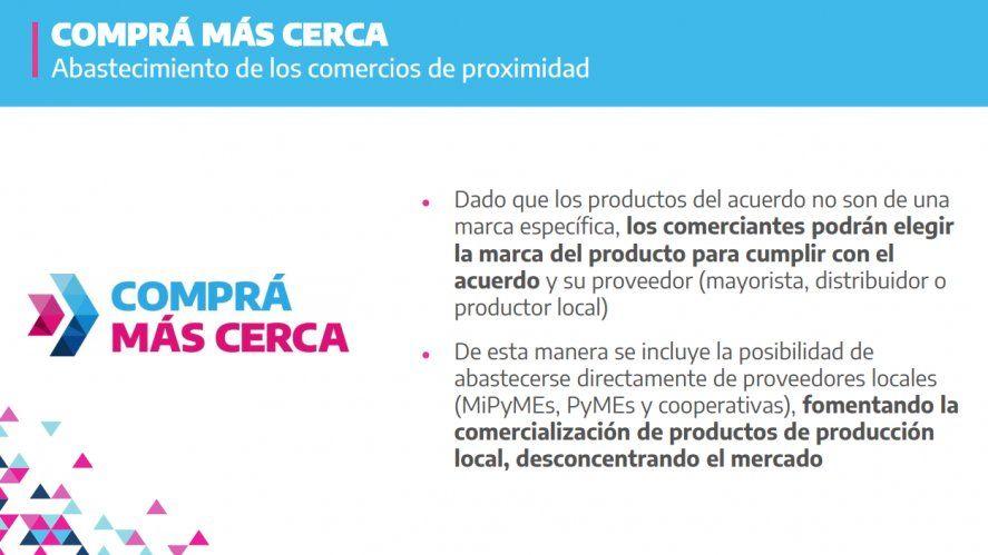 """De qué se trata """"Comprá Cerca"""", el programa de Kicillof para ampliar Precios Cuidados"""