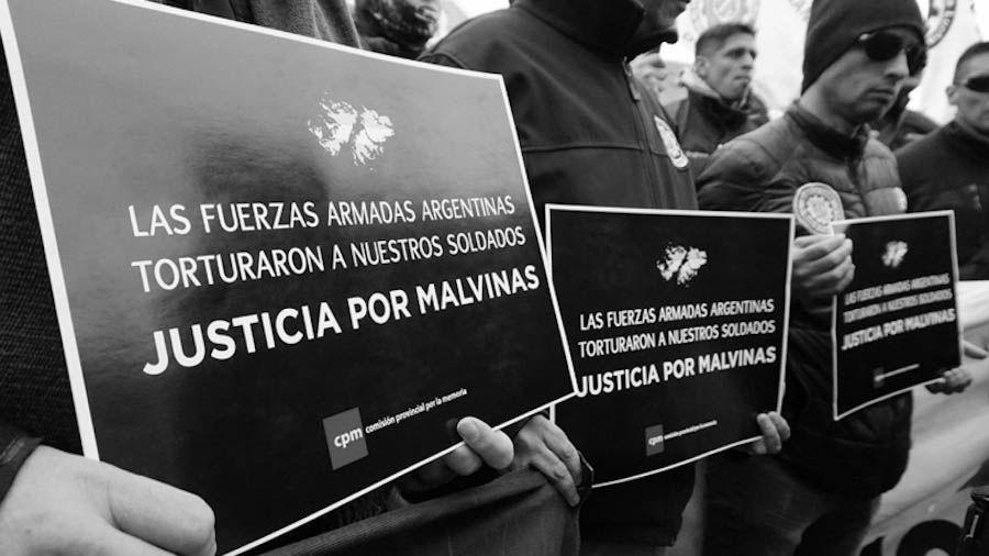 la investigacion sobre las torturas contra los soldados de malvinas llegara a la corte suprema