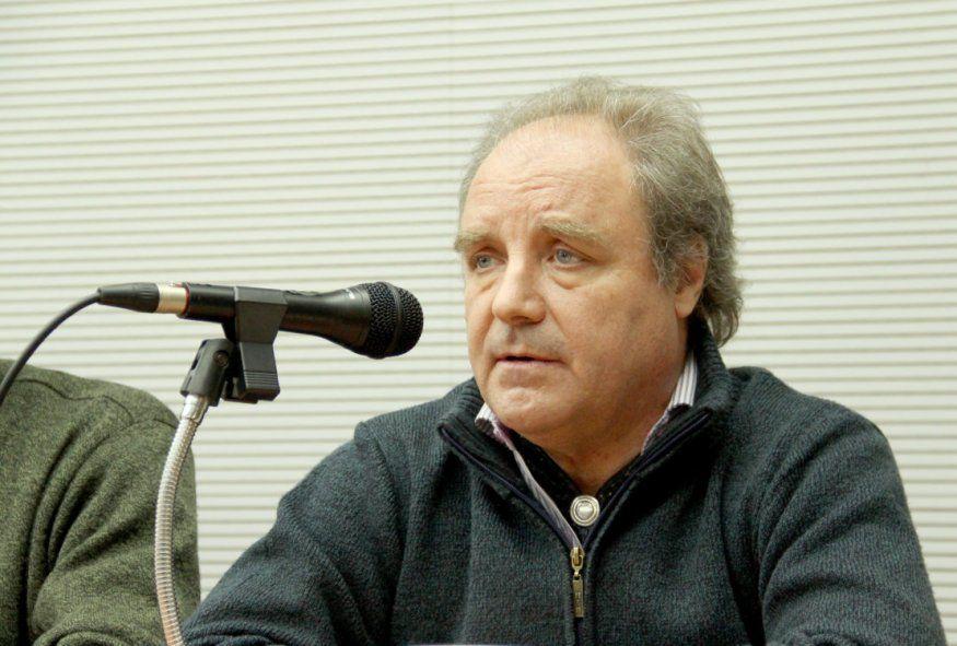 Udocba: Murió Miguel Díaz