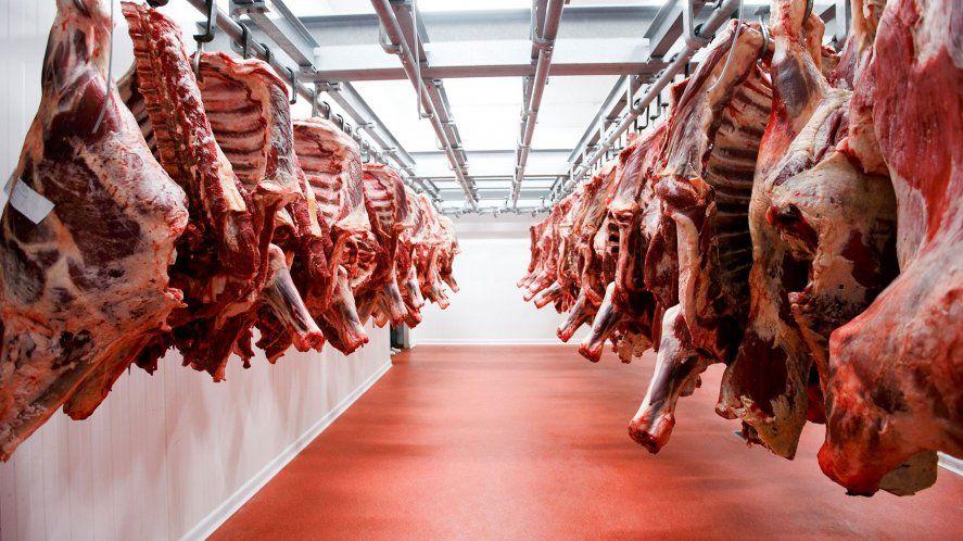 La carne aumentó 17