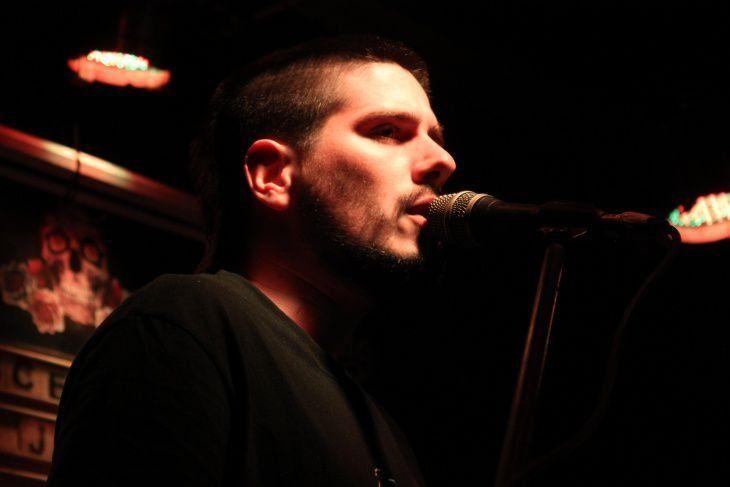 Tomás Rusconi, voz y guitarra de Se Va El Camello
