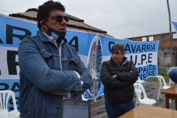 Los trabajadores municipales quieren lugares en las listas del Frente de Todos.
