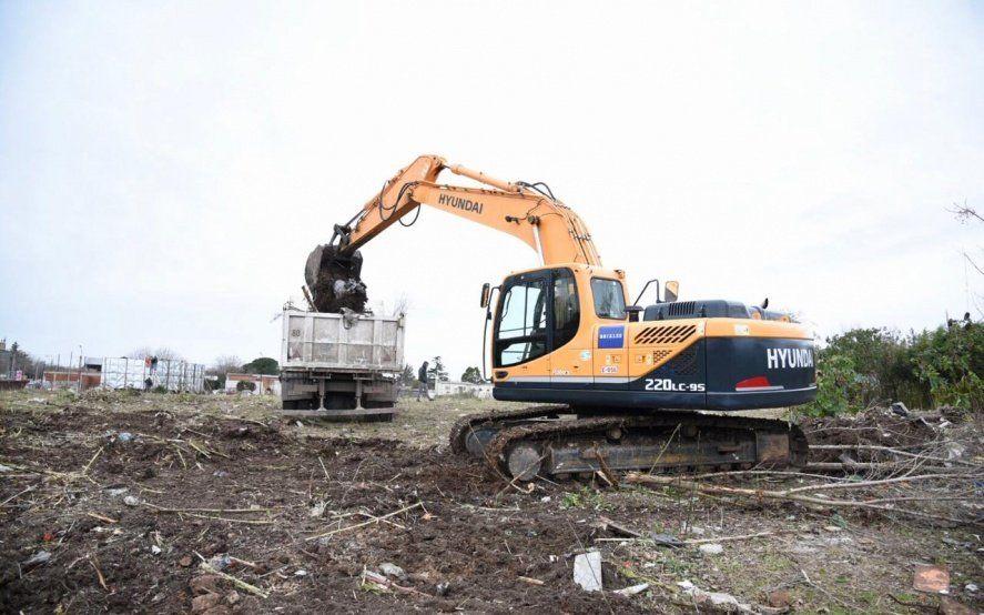 La Plata tendrá otro reservorio para mitigar el impacto de las lluvias: los detalles del proyecto