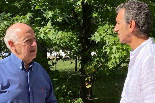 Lavagna y Randazzo buscan consolidarse como la tercera vía
