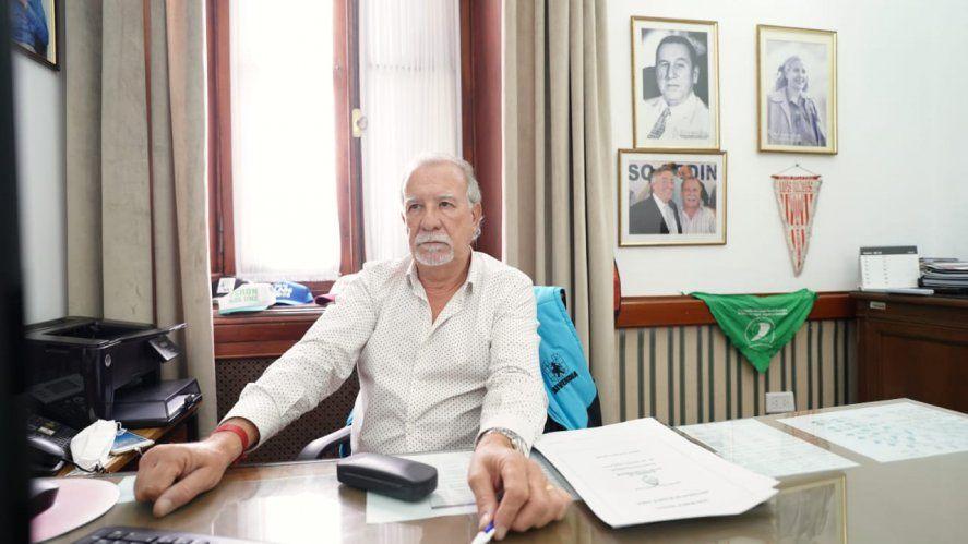 El senador bonaerense Omar Plaini evaluó las expectativas del Frente de Todos de cara a las elecciones legislativas.